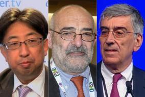 Kei Muro, Jean Yves Douillard, Luca Gianni