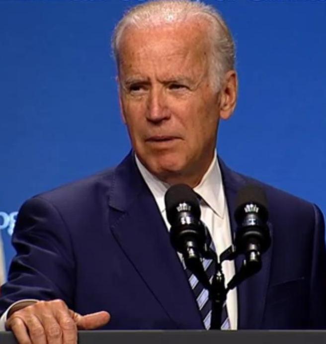 Joe Biden, az USA alelnöke