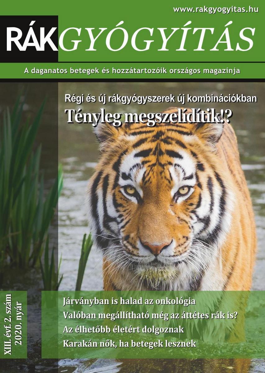 Rákgyógyítás Magazin 2020. nyár