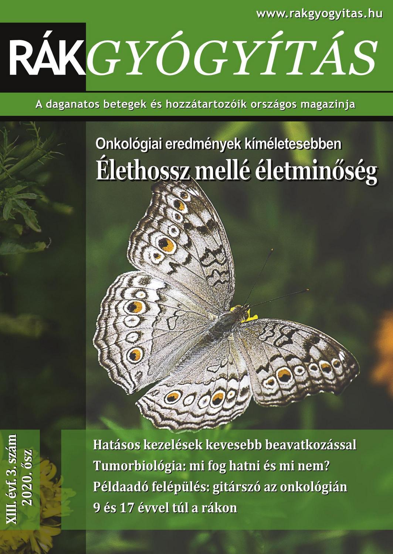Rákgyógyítás Magazin 2020. ősz
